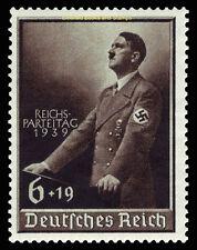 EBS Germany 1939 Nuremberg Rally - Reichsparteitag Nürnberg - Michel 701 MH*
