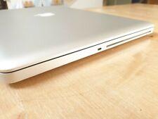 """Apple MacBook Pro 17"""" Ordinateur Portable-a été surclassée en très haute Spec! 2011 A1297"""