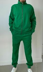 Squid Game Halloween Costume Green Tracksuit (Made In USA)