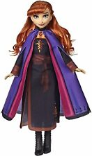 Disney Frozen Anna Fashion Doll with Long Red Hair and Outfit Inspired by Frozen