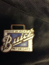 Rare Early  Buick Motor Cars Valve In Head Watch Fob