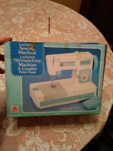 Vintage Kids Sewing Machine, KidiMates #8300, Lockstitch, Untested, Parts?