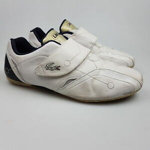 Men's LACOSTE 'Protect Mic SPM' Sz 8 US Shoes White GCon   3+ Extra 10% Off