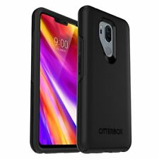 NEW OtterBox Symmetry Series Case for LG G7 ThinQ  -  BLACK