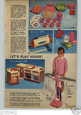 1972 PAPER AD Kenner Easy Bake Oven Rite-Hite Kitchen Angel Vacuum Snow White