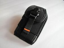 For HTC Desire 520 510 526 Rugged Nylon Holster Pouch Case w/Clip and ID Holder