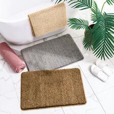 Non Slip Door Mats Indoor Washable Area Rug Water Absorbent Kitchen Floor Mat
