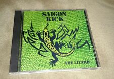 SAIGON KICK cd THE LIZARD  free US shipping