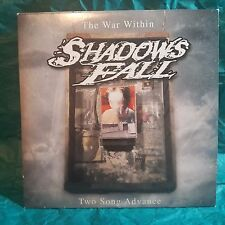 Shadows Fall, The War Within 2 song cd sampler