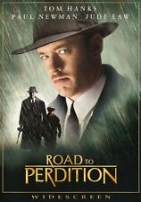 Road to Perdition (DVD, 2003, Widescreen) Tom Hanks Paul Newman Jude Law