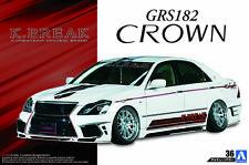 Aoshima 1:24 Scale Toyota Crown K Break Model Kit #160