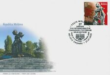 Moldova 2020 First Day Cover - International Holocaust Remembrance Day 2020, MNH