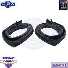 73-76 Dart & Duster Roofrail Roof Rail Weatherstrip Seals 2 Dr Fastback RR4005A