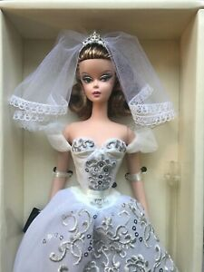Principessa Italian Silkstone Barbie Doll, BMFC 2014 ~Gold Label~ Only 8700 WW