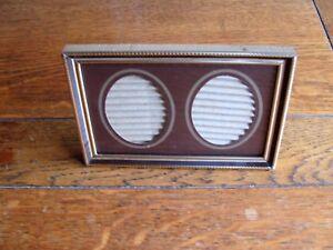 Regal Metal Photo Frame - Size 10.5cm x 15.5cm.