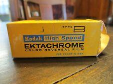 Kodak High Speed EKTACHROME Color Reversal Film Slides Vintage Type B EHB 120
