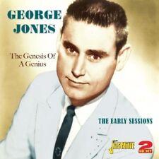 GEORGE JONES - GENIUS OF A GENIUS 2 CD NEW+