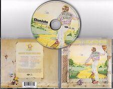 CD PICTURE 17 TITRES ELTON JOHN GOODBYE YELLOW BRICK ROAD 2014 REMASTERED TBE