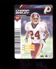 2003 NFL Showdown CHAMP BAILEY Washington Redskins Rare Card