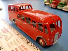 Customized Dinky Observation Coach in Red - Loose & Beautiful Condition!