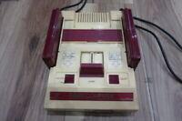 Nintendo Famicom Console NES Junk Untest for Parts Japan m662