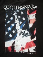 2016 Whitesnake United Snakes of America Concert Tour (Lg) Shirt David Coverdale