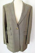 Karierte Damen-Hosenanzüge mit Jacket/Blazer