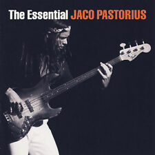 Essential Jaco Pastorius Genuine New & Sealed 27 Trax on 2 CDs Genuine US Press
