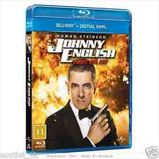 Johnny English Reborn Blu-ray Region B NEW SEALED