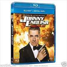 Johnny Englisch Reborn Blu-ray Gebiet B NEU ORIGINALVERPACKT