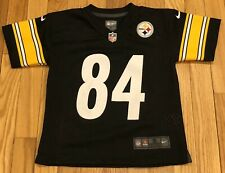 Pittsburgh Steelers Nike Youth SMALL Jersey 84 Antonio Brown On Field FREE SHIP