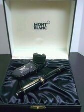 Montblanc Meisterstuck 149 Fountain Pen Piston Filler Black/Gold Plated