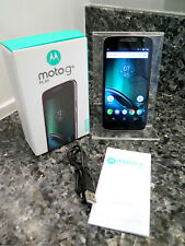 Motorola Moto G4 Play XT1607 - 16GB - Gray CDMA Unlocked Smartphone - 1