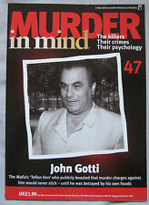 Murder in Mind Issue 47 - John Gotti the Teflon Don
