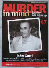 Murder in Mind Issue 47 - John Gotti the Teflon Don