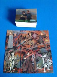 TOPPS STAR WARS EVOLUTION TRADING CARDS & ETCHED FOIL
