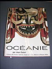 Arts primitif Océanie Univers des Formes Guiart E.O 1963 importante étude