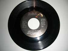 """Evelyn """"Champagne"""" King - Just For The Night  Vinyl 45 rpm RCA Records NM 1984"""