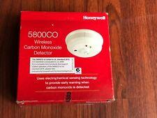 New Honeywell   5800CO Wireless Carbon Monoxide Detector Co  Exp 2027