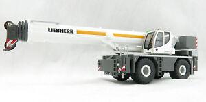 Conrad 2118/0 Liebherr LRT 1100 2.1 Rough Terrain Mobile Telescopic Crane 1:50