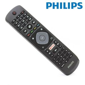 Genuine Philips Remote Control For 6000 Series Ultra HD 4K Smart LED TV'S