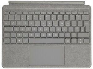 Microsoft Surface Go / 2 Type Couvercle Pavé Tactile Clavier Platinum