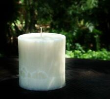 Handmade Vanilla Decorative Candles