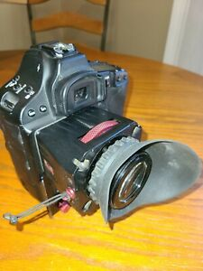 ZACUTO MOUNTED FRAME VIEWFINDER BATTERY GRIP