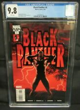 Black Panther #6 (2005) Kaare Andrews Cover Marvel CGC 9.8 X711