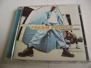 DJ Jazzy Jeff & the Fresh Prince - Greatest Hits (CD)