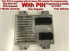 Vauxhall Opel Corsa D 1.2 / 1.4 ECU 55580499 AAZN *With pin* OR 'Plug & Play'