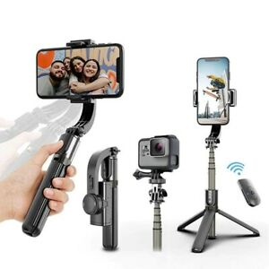 Mobile Gimbal Stabilizer Handheld for Phone Automatic Balance Selfie Stick Tripo