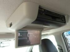 TOYOTA KLUGER GSU40R FACTORY REAR ROOF MOUNT DVD PLAYER 05/07-02/14