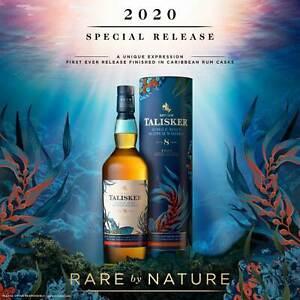 (128,27 EUR/l) Talisker 8 Jahre Special Release 2020 Skye Malt Scotch Whisky